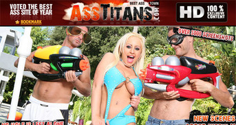 Ass Titans