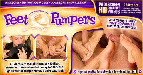 Feet Pumpers Review