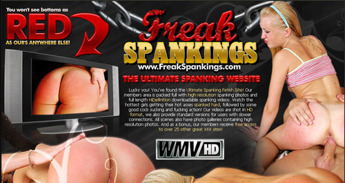 Freak Spankings Review
