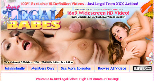 Just Legal Babes Review